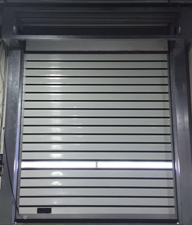不锈钢快速卷帘门